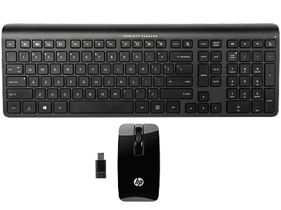 HP C6010 Wireless Desktop ALL