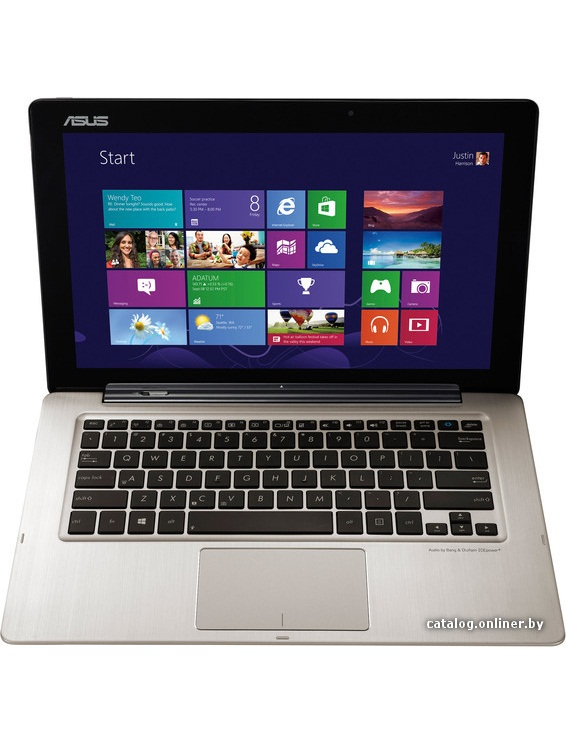 Ноутбук ASUS Transformer Book TX300CA-C4021H