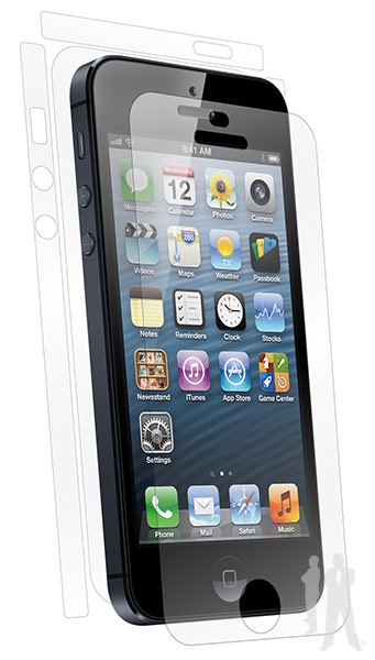 Протектор корпуса UltraTough Clear Full Body для iPhone 5
