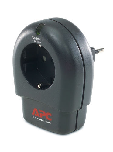 APC Essential SurgeArrest 1 outlet (P1-RS)