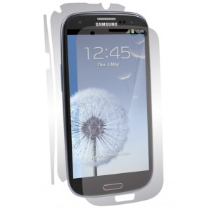 Протектор корпуса UltraTough Clear Full Body для Samsung Galaxy S 3