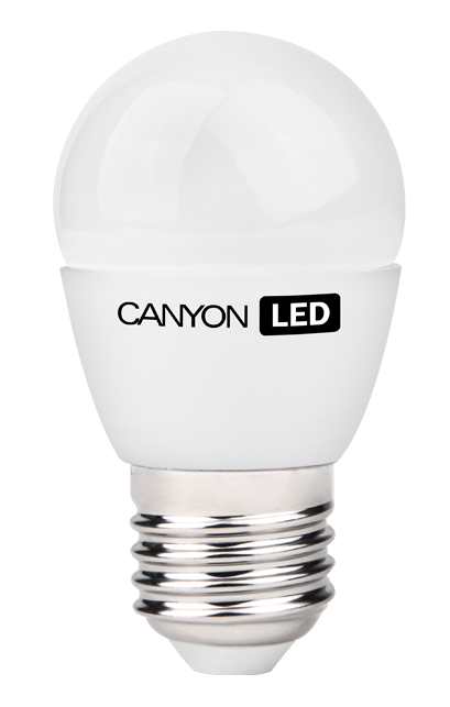 CANYON LED P45 E27 6W 220V 2700K