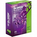 Антивирус Dr.Web Pro Box для Windows (2PC/1 year)